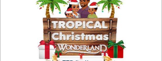 TROPICAL CHRISTMAS WONDERLAND