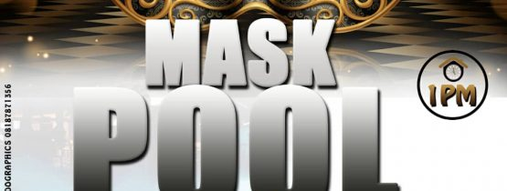 Mask Pool Party