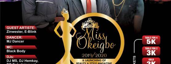 Miss Okeigbo 2019/2020