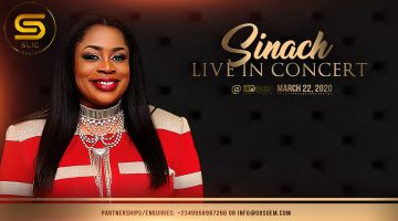 Sinach Live in Concert (SLIC 2020)