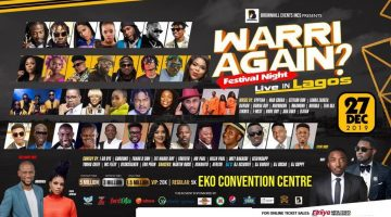 WARRI AGAIN? LIVE IN LAGOS 2019