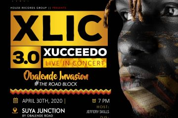 XUCCEEDO LIVE IN CONCERT