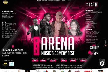911 ARENA MUSIC & COMEDY  …