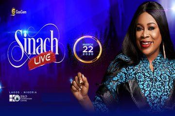 Sinach Live in Concert (SLIC 2 …