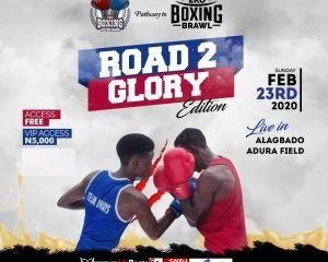 BOXING AFTER DARK – ROAD …