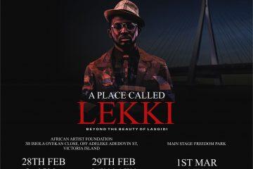 A PLACE CALLED LEKKI