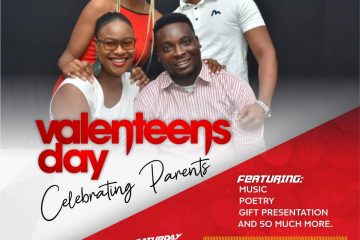 VALENTEENS DAY CELEBRATING PAR …