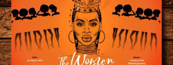 THE WOMAN KINGDOM