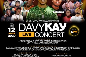 DAVY_KAY LIVE CONCERT