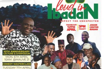 LAFFMATAZZ LOUD IN IBADAN 2020