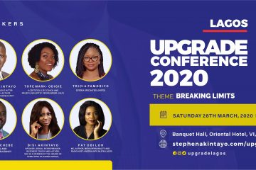 UPGRADE CONFRENCE 2020
