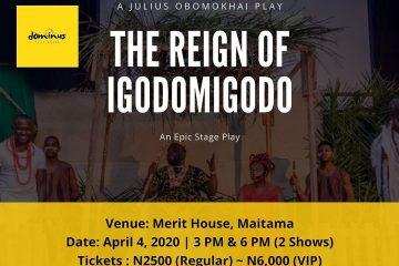 The Reign of Igodomigodo &#821 …