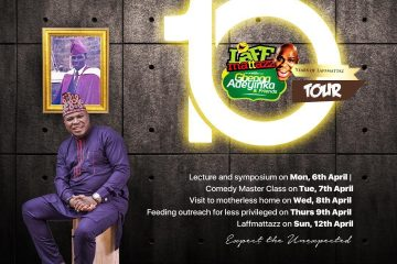 THE LAFFMATAZZ 10th year Anniv …