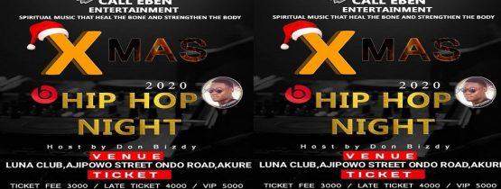 DJ EBEN HIPHOP NIGHT