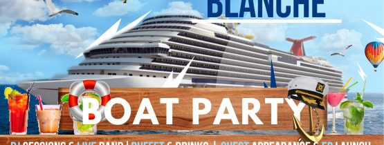 CARTE BLANCHE EXCLUSIVE CRUISE PARTY