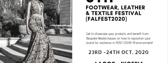 6th Footwear, Leather and Textile Festival