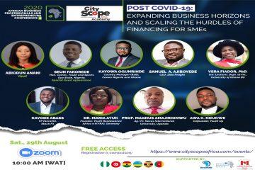 2020 AFRICAN BUSINESS PROFESSI …