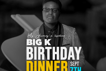 BIG K BIRTHDAY DINNER