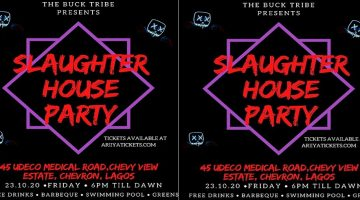 SLAUGHTER HOUSE PARTY