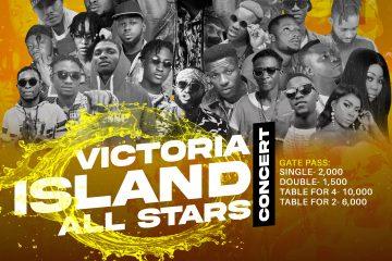 Victoria Island All Stars Conc …