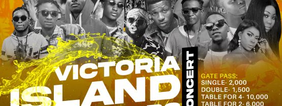 Victoria Island All Stars Concert