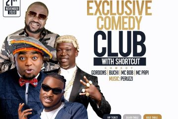 EXCLUSIVE COMEDY CLUB WITH SHO …
