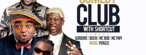 EXCLUSIVE COMEDY CLUB WITH SHORTCUT