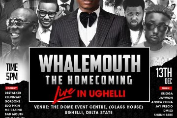 WHALEMOUTH THE HOMECOMING LIVE …