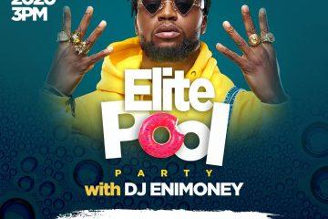 ELITE POOL PARTY with DJ ENIMO …