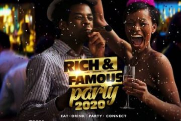 RICH AND FAMOUS PARTY 2020