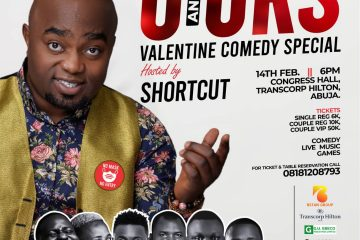 U AND URS VALENTINE COMEDY SPE …