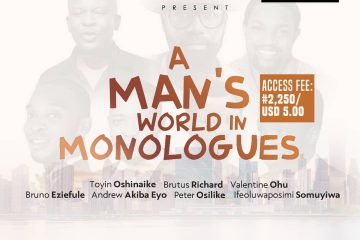 'A Man's World in  …