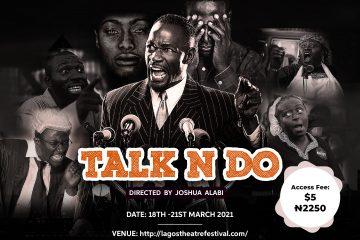 TALK N DO  (LAGOS THEATRE FEST …