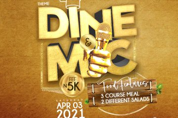 DINE AND MIC