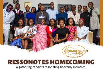 RESSONOTES MUSIC HOMECOMING