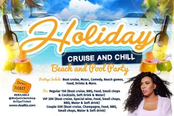 HOLIDAY CRUISE AND CHILL