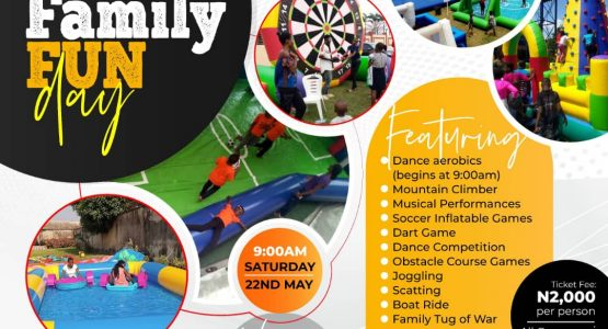 KODY AND THE KIDS FAMILY FUN DAY