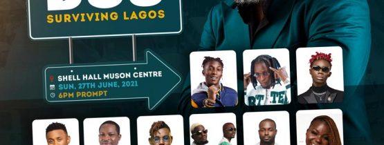 """FUNBI'S BUS """"Surviving Lagos"""""""