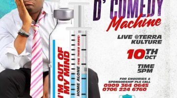ODOGWU THE COMEDY MACHINE FULL DOSE!