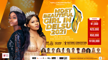 Most Beautiful Girl In Delsu 2021