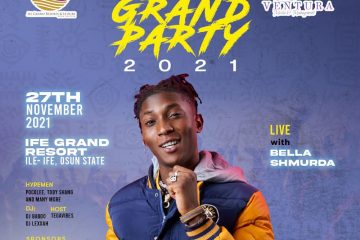 IFE GRAND PARTY  2021