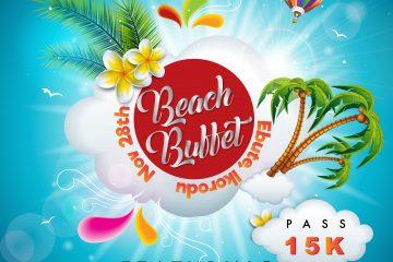 Beach Buffet with Hearts & …