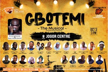 Gbotemi (The Musical)